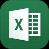 iPad版Excelの使い方。セル内に2行文字を入力する方法