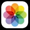 写真アプリで一瞬で一番上・一番下に移動する方法
