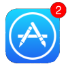 iPadの「App Store」でiPhone用アプリを検索する方法