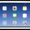Q.iPadの画面が突然拡大されて元に戻りません