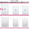 [初心者向け]iPadの種類「WiFiモデルとは?」「セルラーモデルとは?」